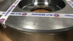 TORISION VIBRATION DAMPER – 613.4-00A n:1000 rpm / SKL VDS29/24AL-2